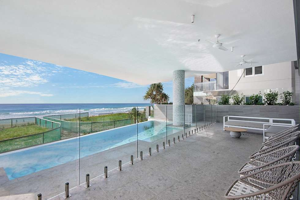Second view of Homely apartment listing, 202/3 Northcliffe Terrace, Surfers Paradise QLD 4217