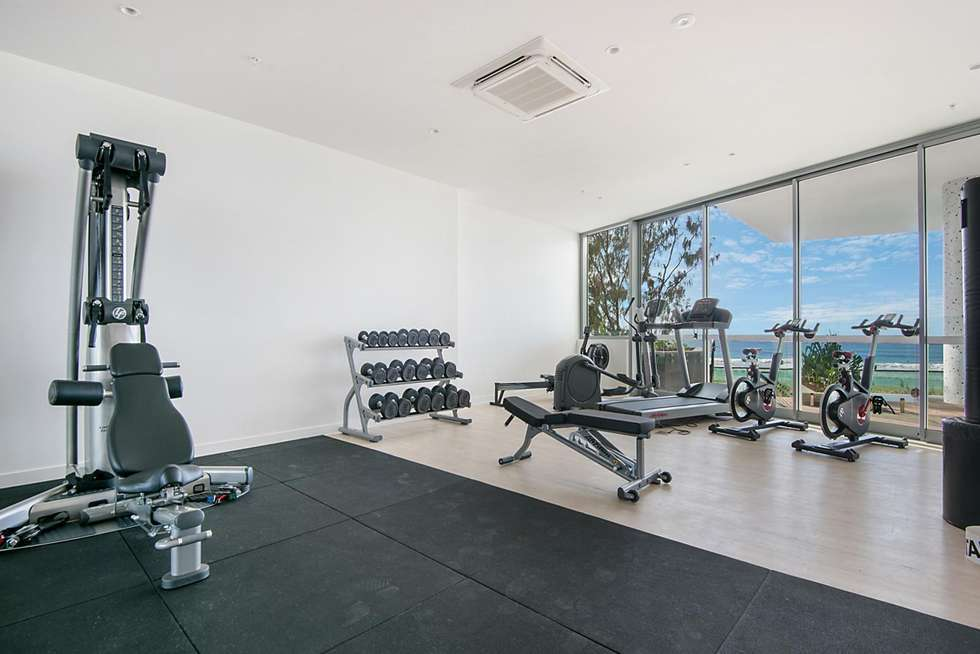 Fourth view of Homely apartment listing, 202/3 Northcliffe Terrace, Surfers Paradise QLD 4217
