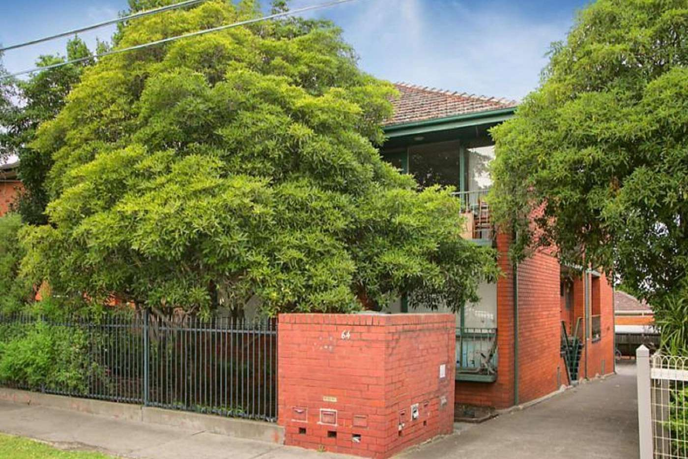 Main view of Homely apartment listing, 2/64 Waterloo Road, Northcote VIC 3070