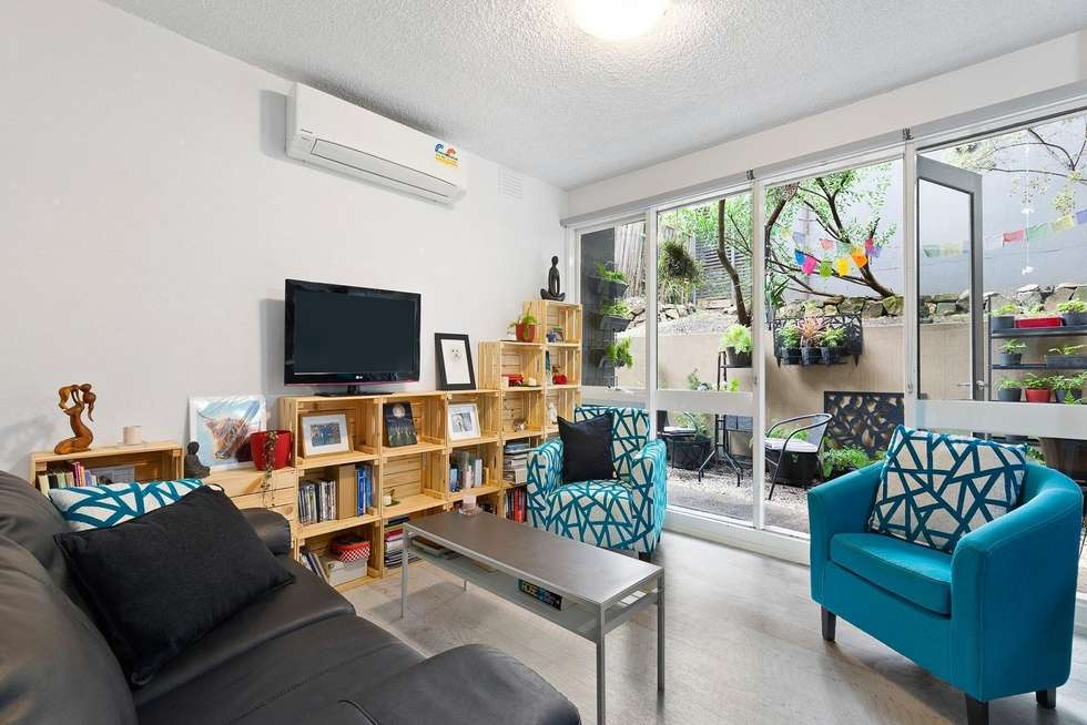Second view of Homely apartment listing, 2/62 Cunningham Street, Northcote VIC 3070