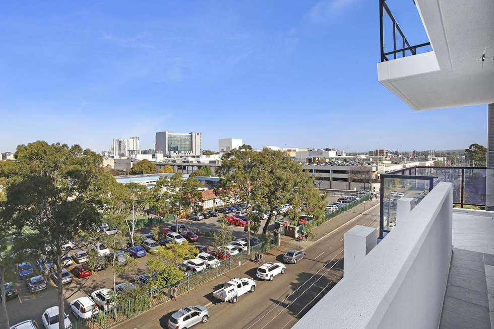 Fifth view of Homely apartment listing, 54/31-33 Campbell Street, Liverpool NSW 2170