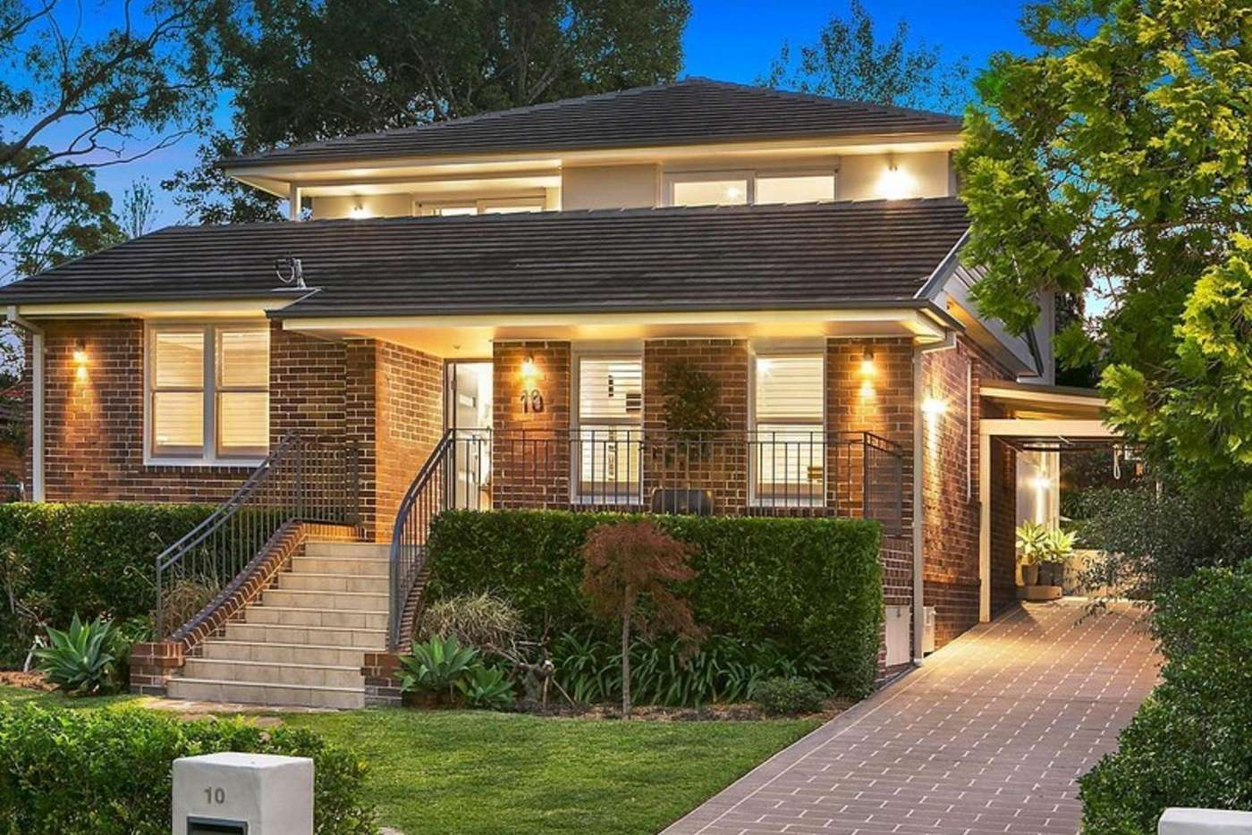 Main view of Homely house listing, 10 Windeyer Avenue, Gladesville NSW 2111