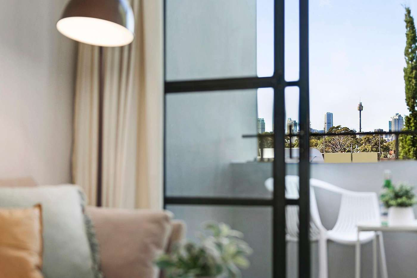 Main view of Homely apartment listing, 301/1 Phillip Street, Petersham NSW 2049
