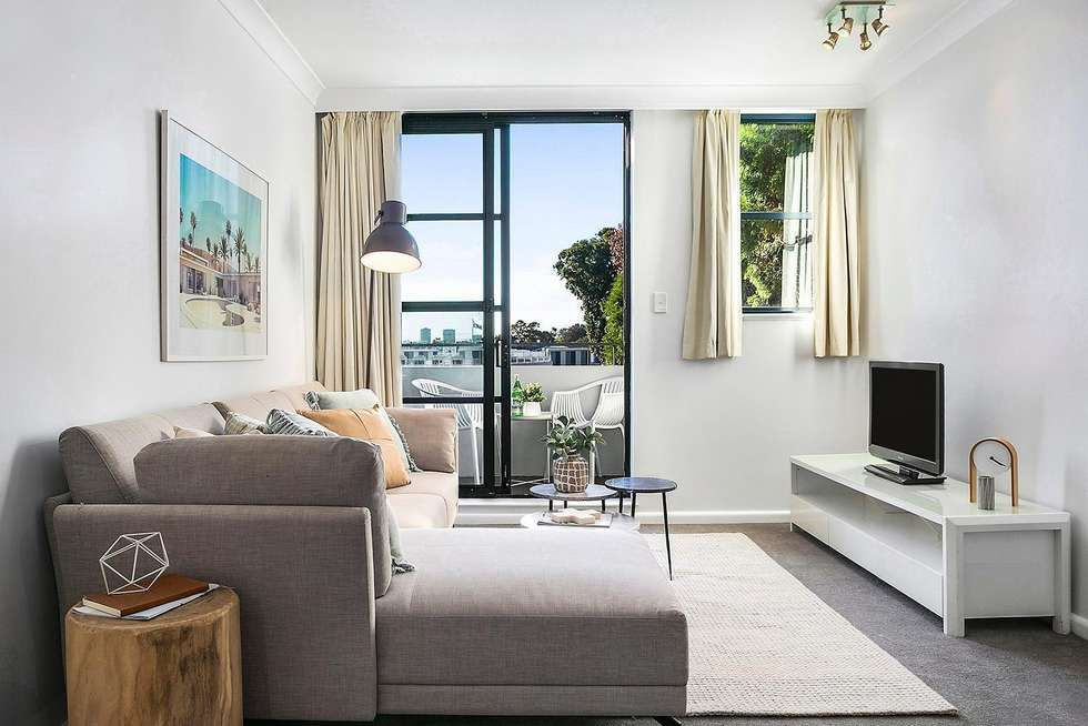 Second view of Homely apartment listing, 301/1 Phillip Street, Petersham NSW 2049