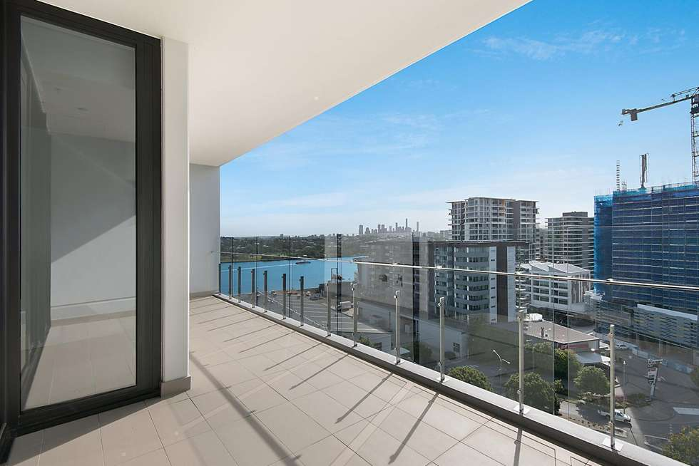 Second view of Homely apartment listing, 3103/33 Remora Road, Hamilton QLD 4007