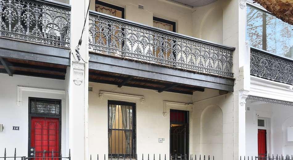 14A Hopewell Street