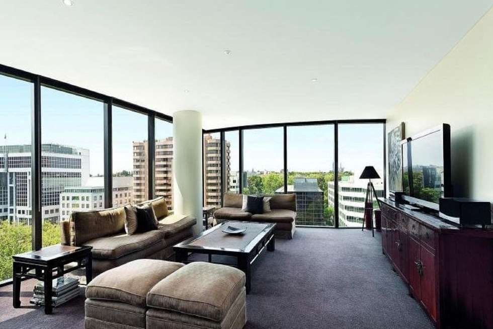 Second view of Homely apartment listing, 1004/454 St Kilda Road, Melbourne VIC 3004