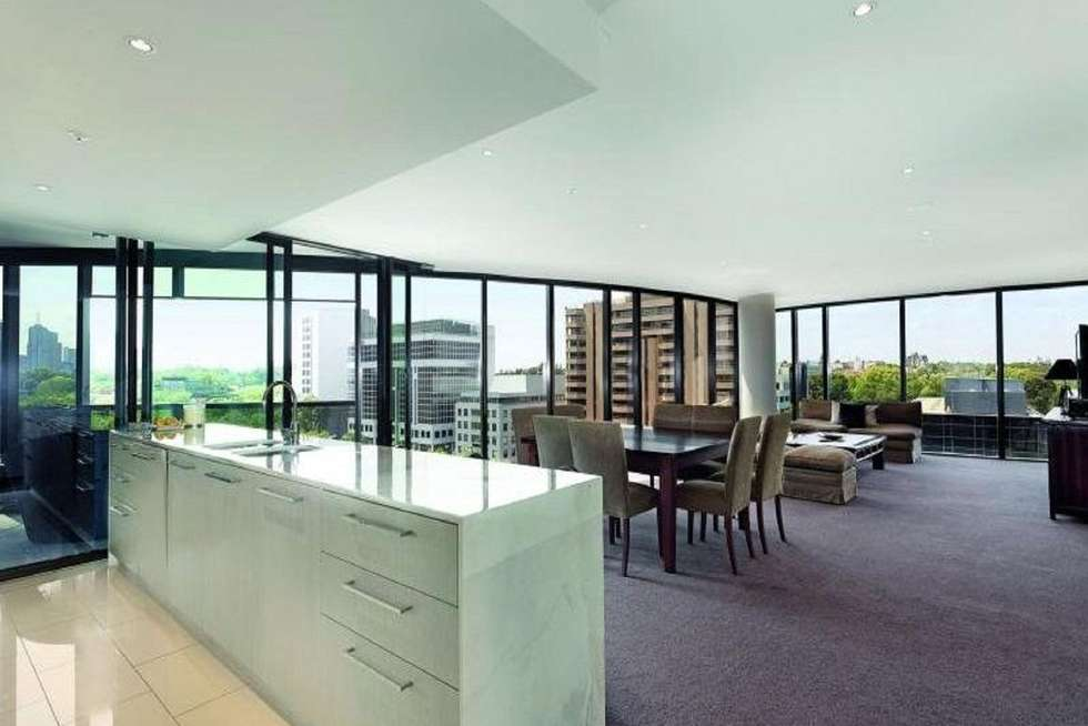 Third view of Homely apartment listing, 1004/454 St Kilda Road, Melbourne VIC 3004