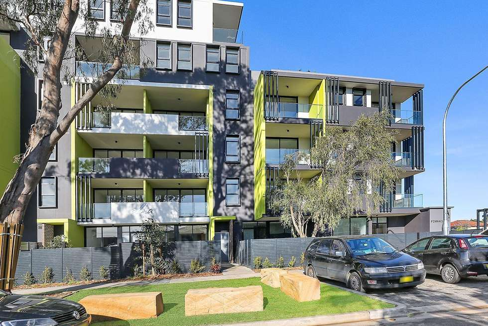 Third view of Homely apartment listing, A301/16-20 Pinnacle Street, Miranda NSW 2228