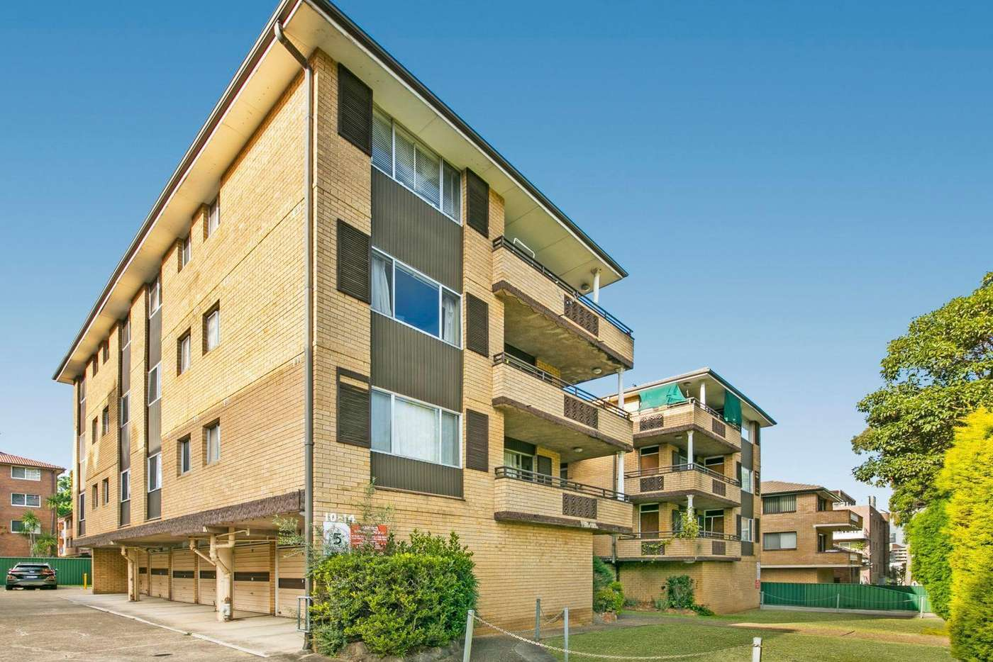 Main view of Homely unit listing, 17/10 Queens Avenue, Parramatta NSW 2150