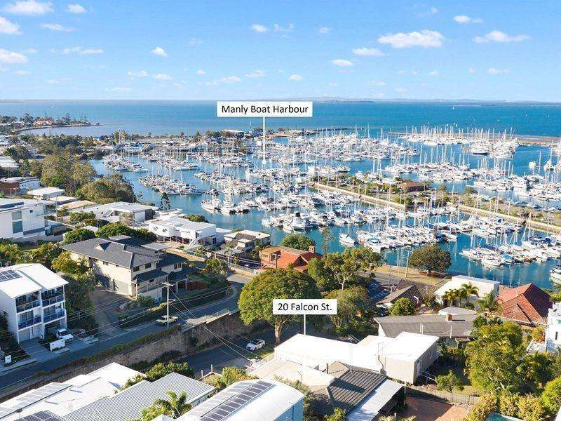 Main view of Homely house listing, 20 Falcon Street, Manly, QLD 4179