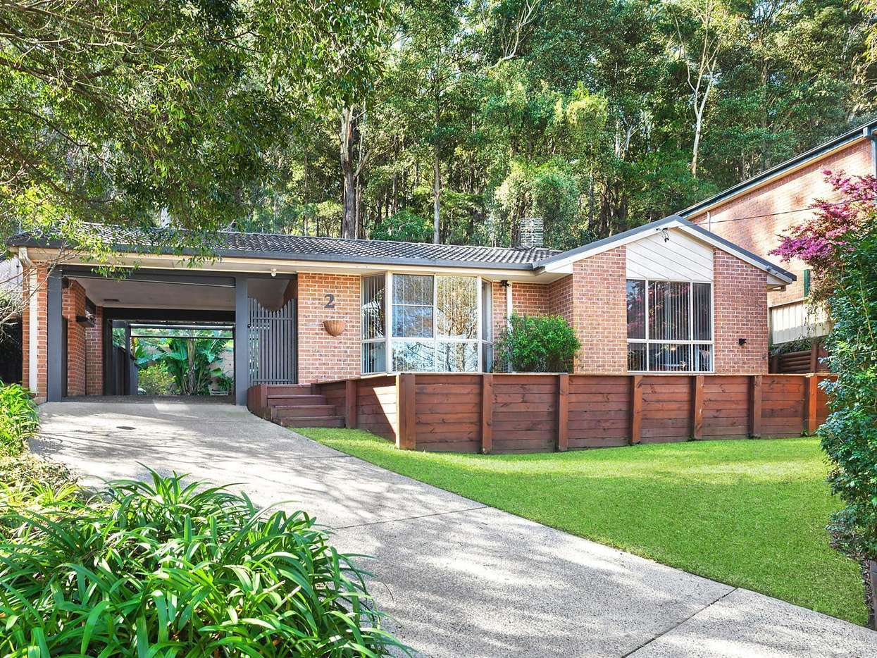 Main view of Homely house listing, 2 Kauri Court, Ourimbah, NSW 2258