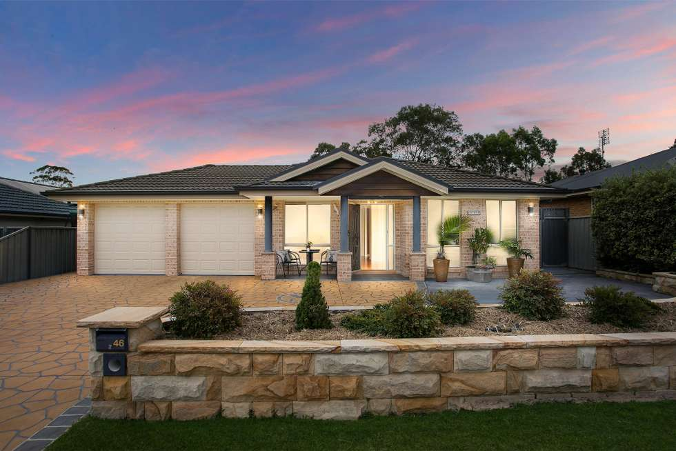 Second view of Homely house listing, 46 Settlement Drive, Wadalba NSW 2259