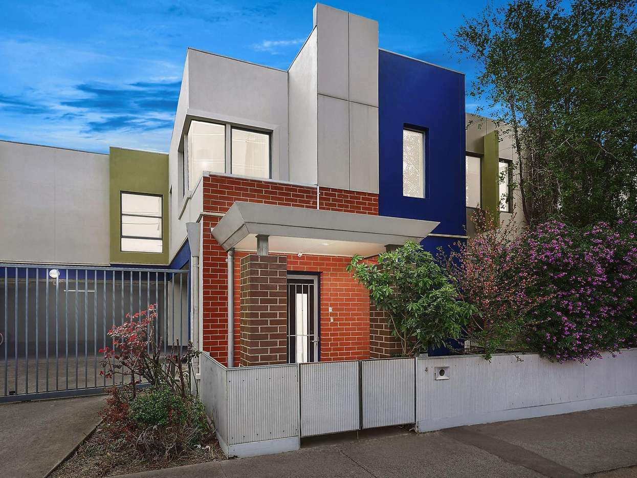 Main view of Homely townhouse listing, 4/123 Melville Road, Brunswick West, VIC 3055