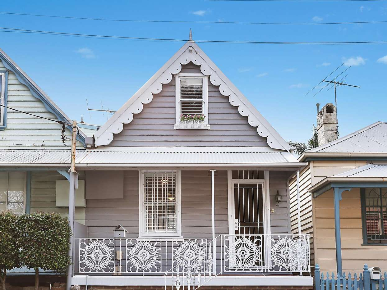 Main view of Homely house listing, 4 Murdoch Street, Rozelle, NSW 2039