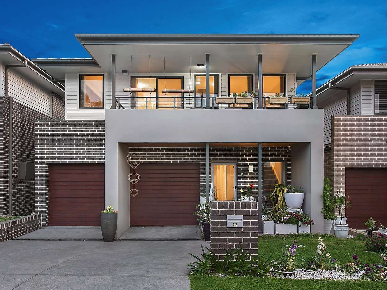 Main view of Homely house listing, 22 Fox Creek Circuit, Kellyville, NSW 2155