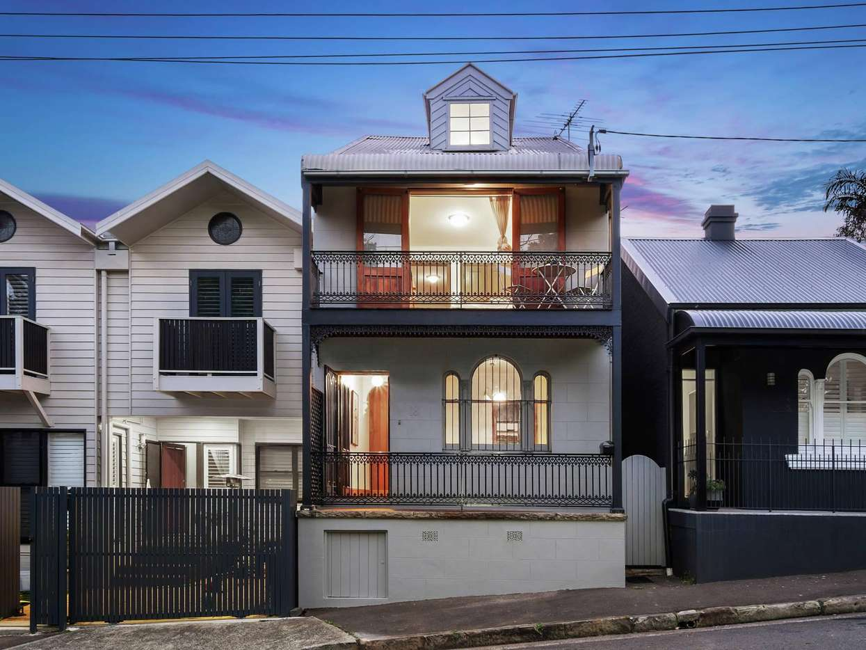Main view of Homely house listing, 18 Clare Street, Rozelle, NSW 2039
