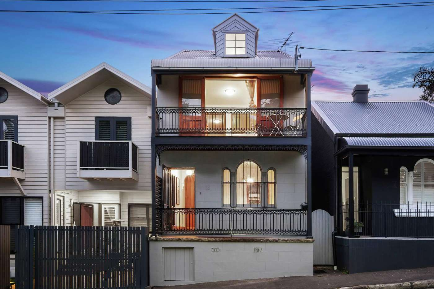 Main view of Homely house listing, 18 Clare Street, Rozelle NSW 2039