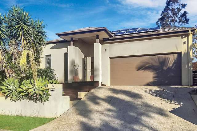 6 Forest Ridge Court, Springfield Lakes QLD 4300