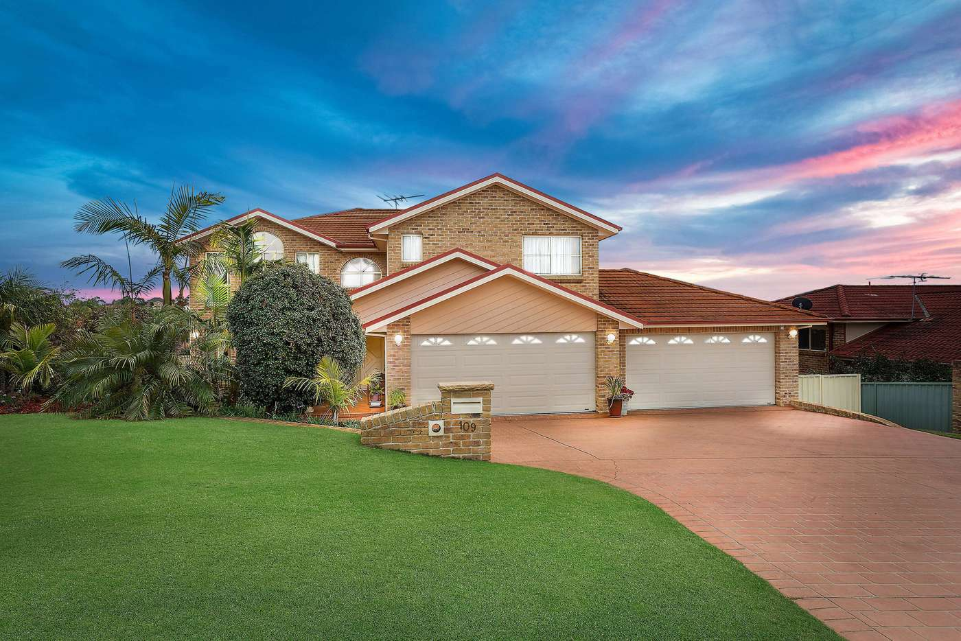 Main view of Homely house listing, 109 Heritage Way, Glen Alpine NSW 2560