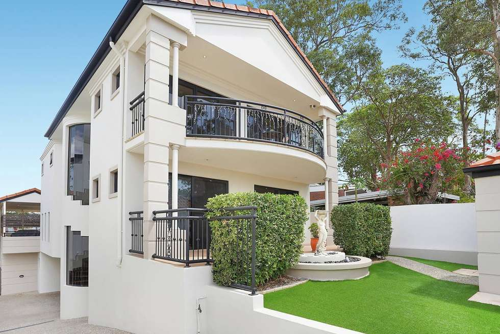 Fourth view of Homely house listing, 61 Seventh Avenue, St Lucia QLD 4067