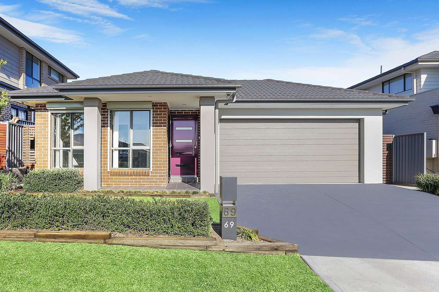 Main view of Homely house listing, 69 Lawler Drive, Oran Park NSW 2570