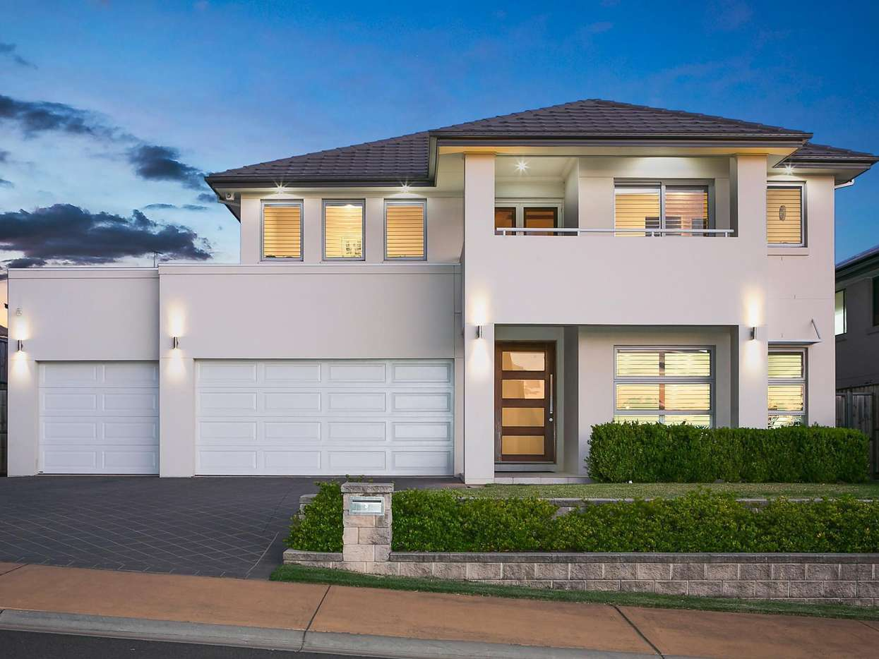 Main view of Homely house listing, 3 Cullen Street, Kellyville, NSW 2155