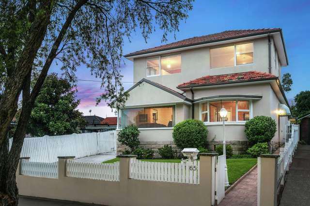 65 Boomerang Street, Haberfield NSW 2045