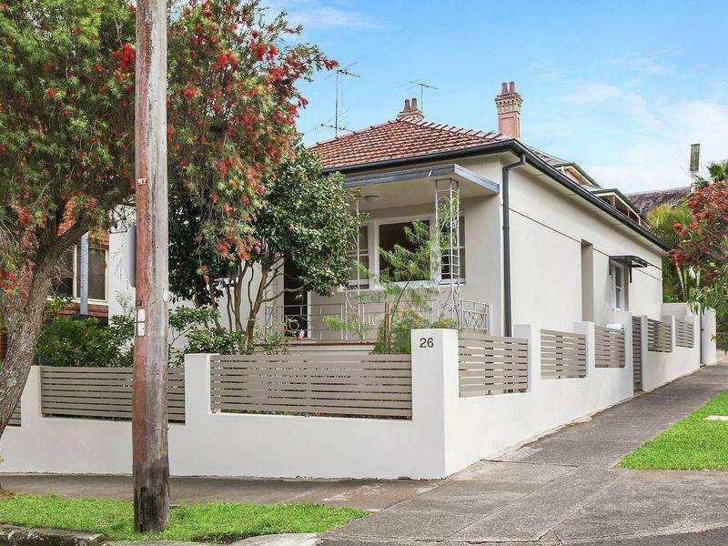 Main view of Homely house listing, 26 Croydon Street, Petersham, NSW 2049