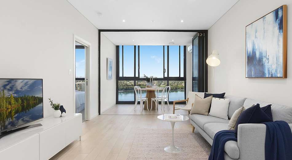 903/14 Burroway Road, Wentworth Point NSW 2127