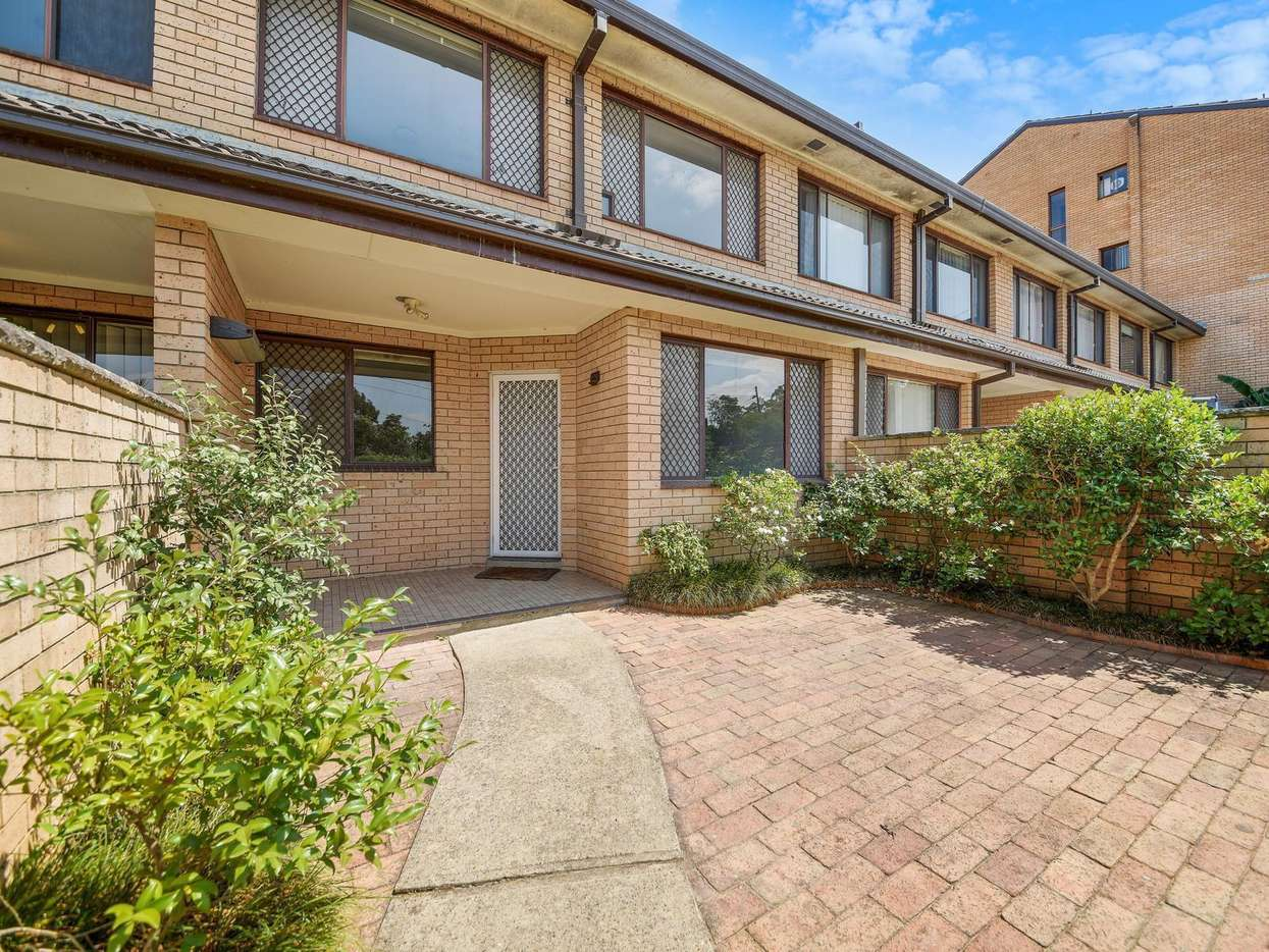 Main view of Homely townhouse listing, 4/344 Pennant Hills Road, Carlingford, NSW 2118