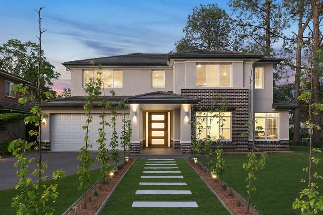 2 Mount View Place, Wahroonga NSW 2076