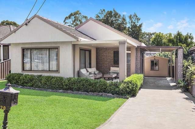 20 Clarke Street, Bass Hill NSW 2197