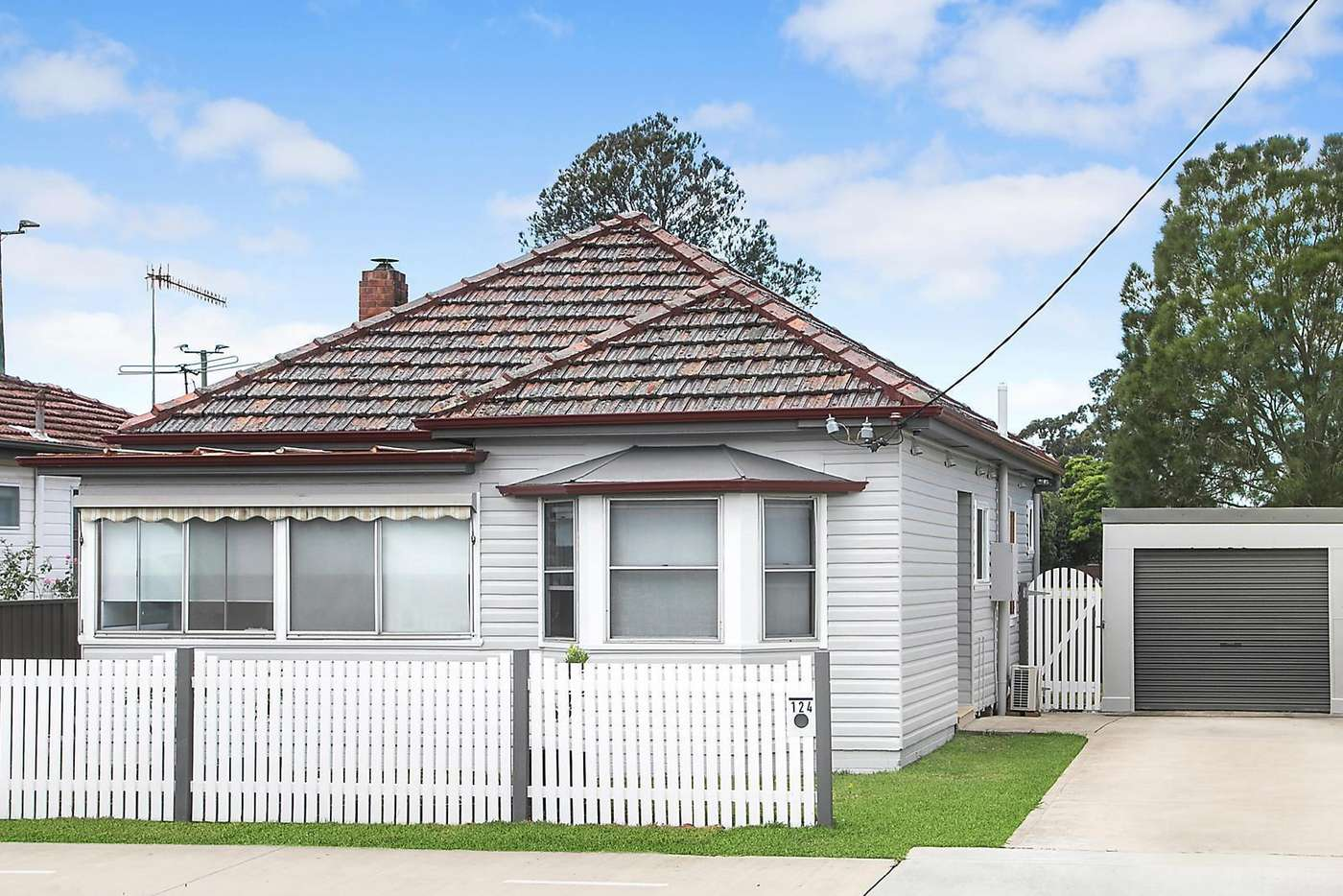 Main view of Homely house listing, 124 Bridges Road, New Lambton NSW 2305
