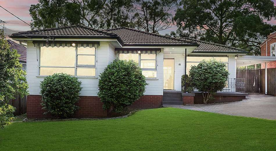 18 Yeramba Place, Rydalmere NSW 2116