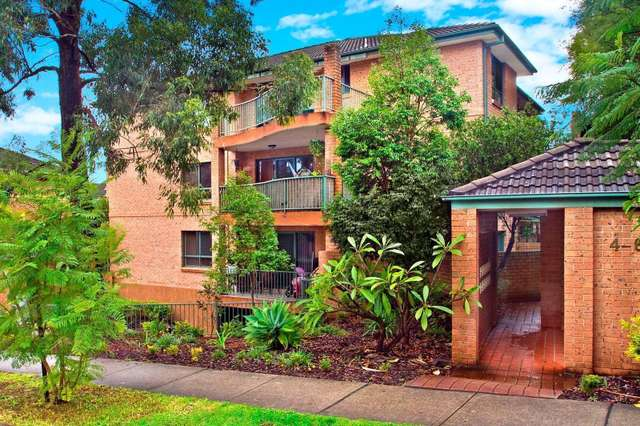7/4 Bellbrook Avenue, Hornsby NSW 2077