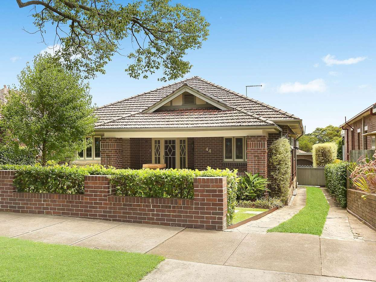 Main view of Homely house listing, 44 Dudley Street, Haberfield, NSW 2045