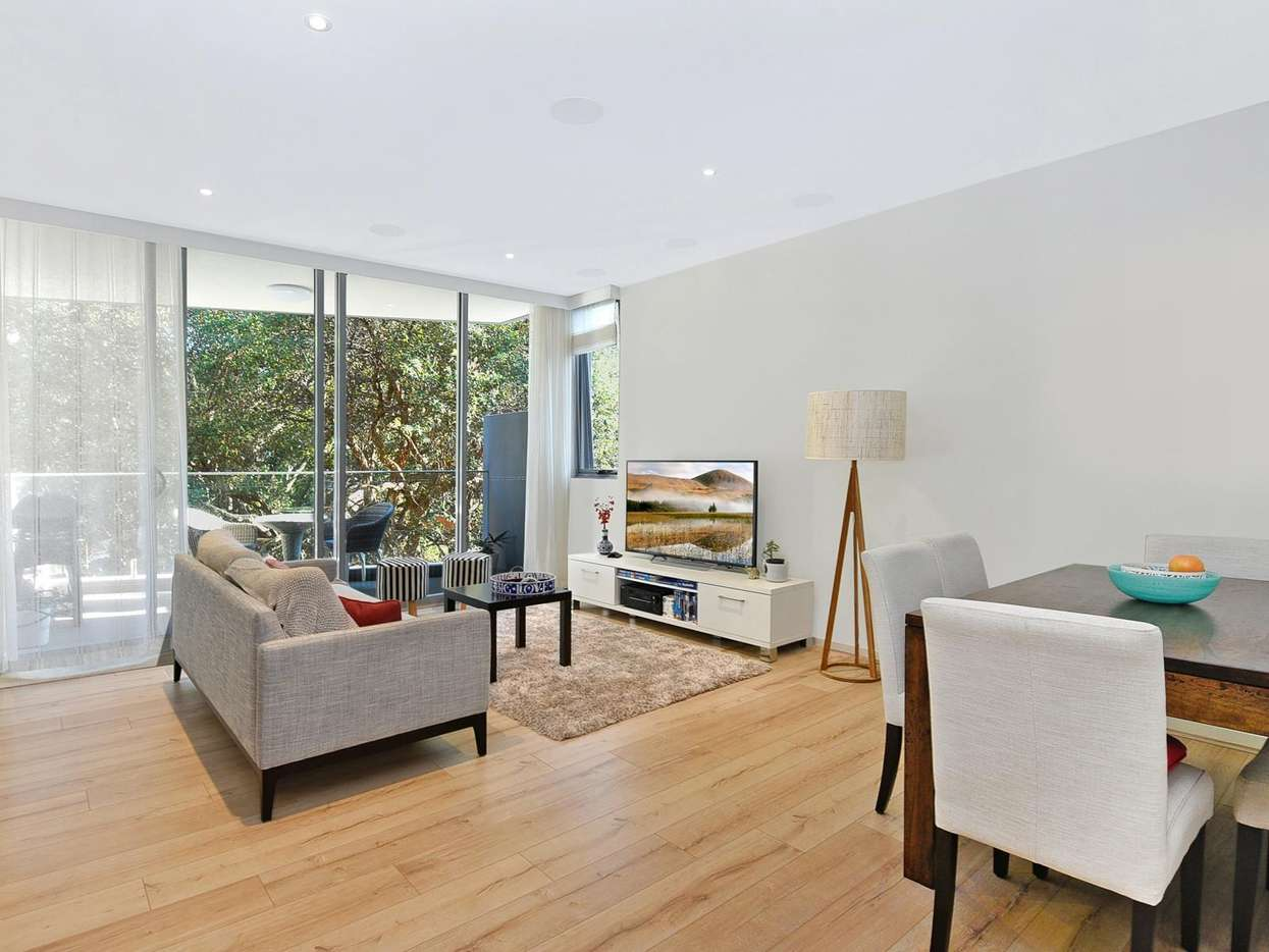 Main view of Homely apartment listing, 401C/7-13 Centennial Avenue, Lane Cove, NSW 2066