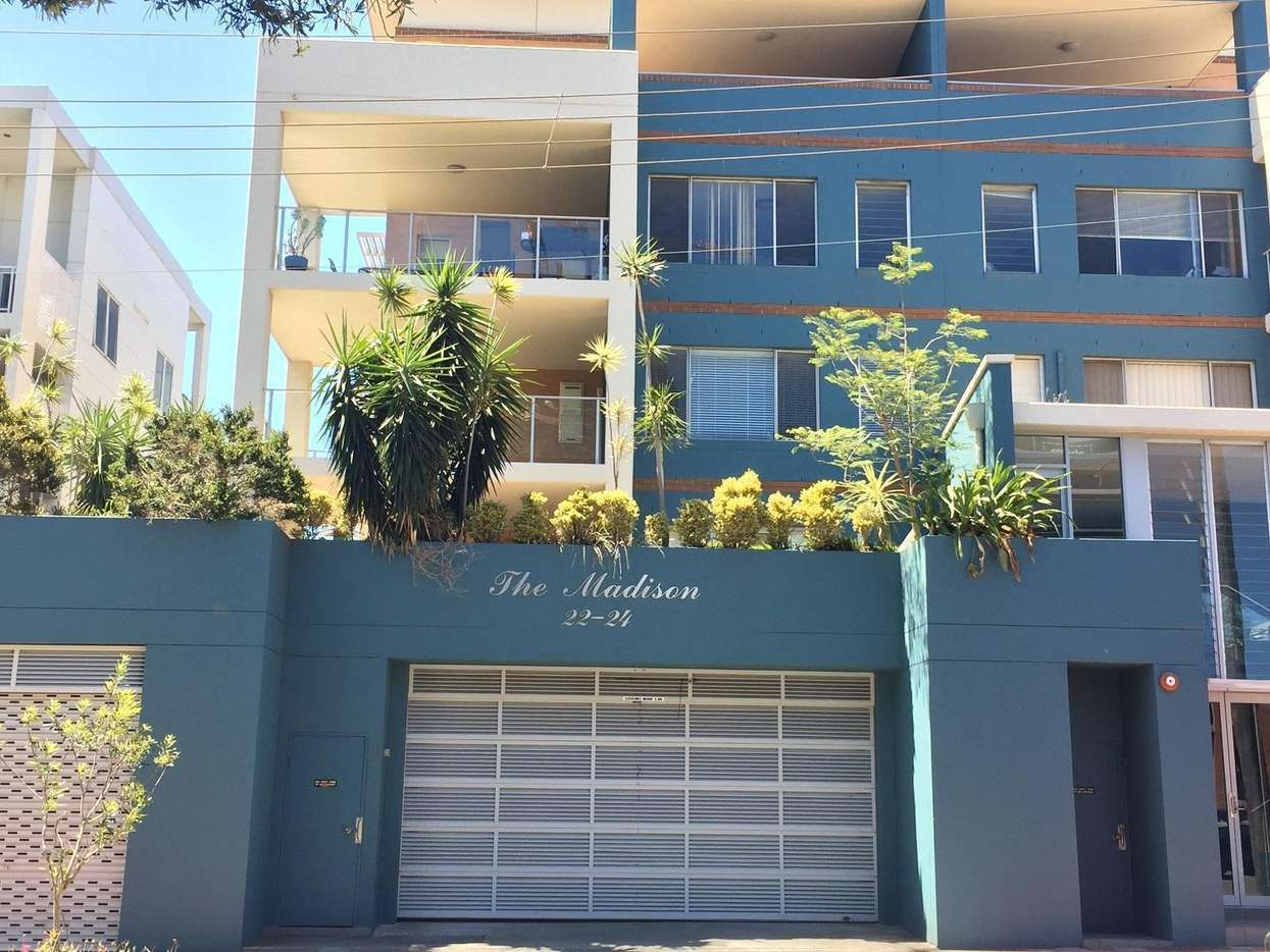Main view of Homely apartment listing, 8/22 Victoria Street, Wollongong, NSW 2500