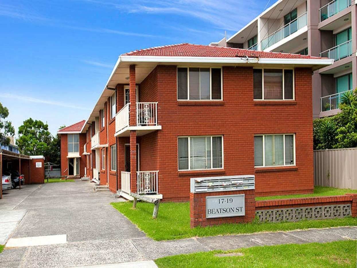 Main view of Homely apartment listing, 4/17 Beatson Street, Wollongong, NSW 2500