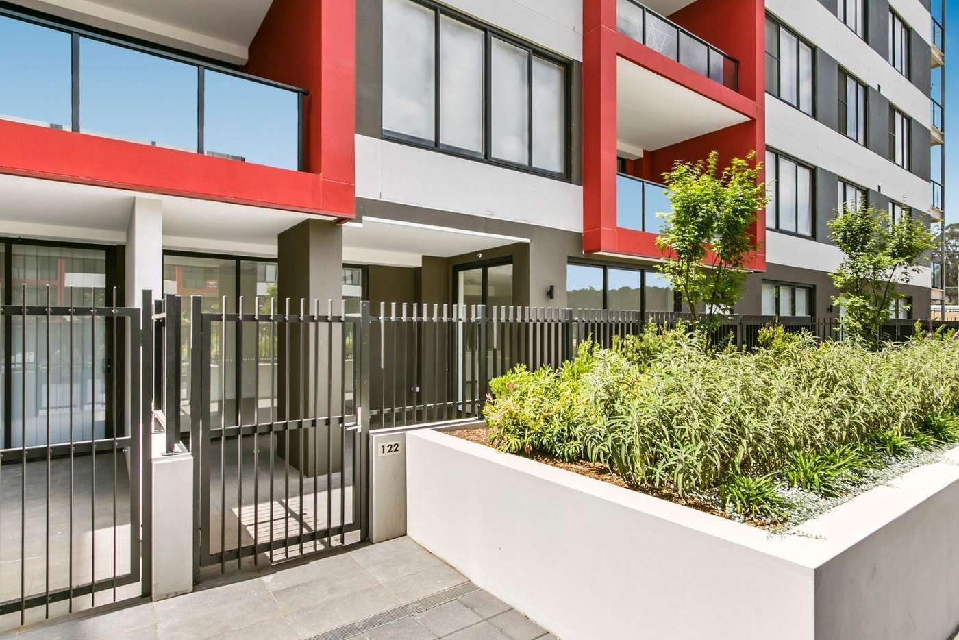Main view of Homely unit listing, 122/8 Roland Street, Rouse Hill NSW 2155