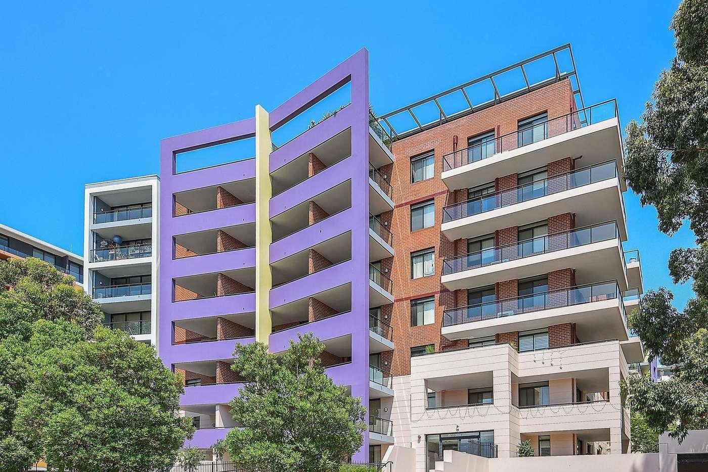 Main view of Homely apartment listing, 1507/41 Waitara Avenue, Waitara NSW 2077