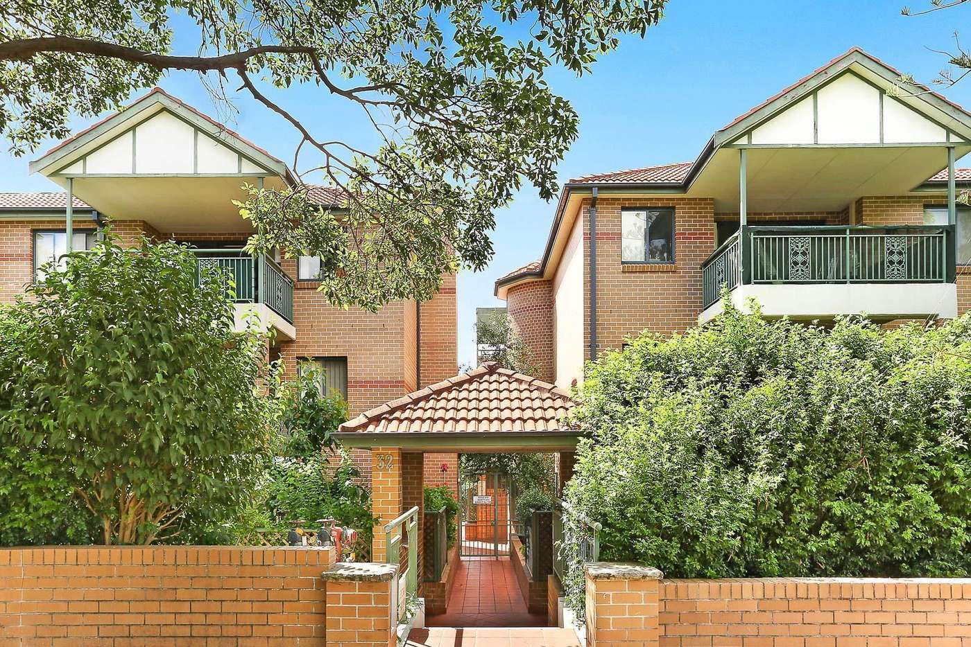 Main view of Homely apartment listing, 23/32-36 Hornsey Road, Homebush West NSW 2140