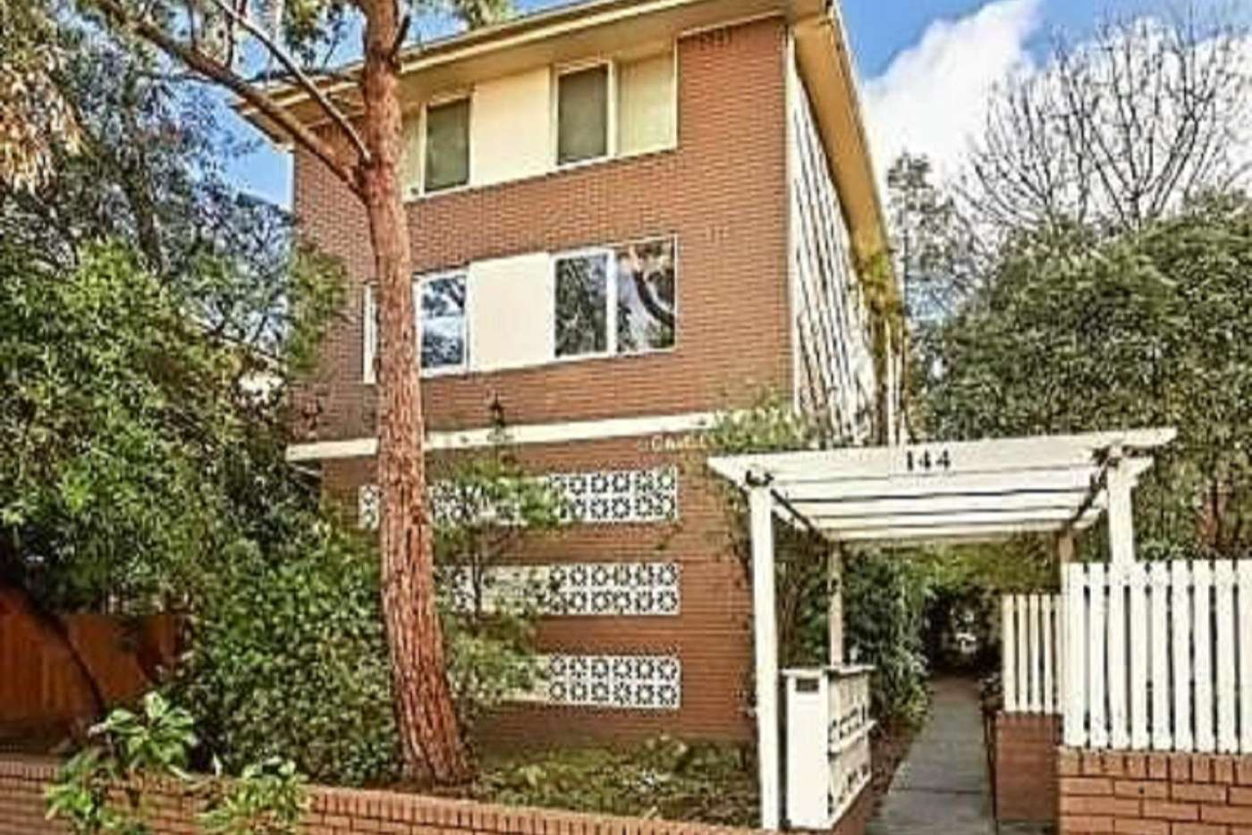 Main view of Homely apartment listing, 4/144 Alma Road, St Kilda VIC 3182