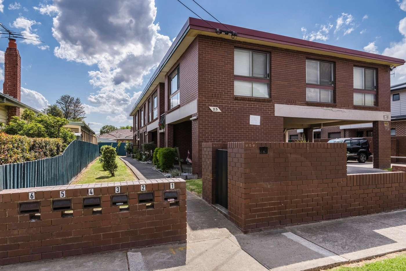 Main view of Homely apartment listing, 3/23 Bruce Street, Coburg VIC 3058