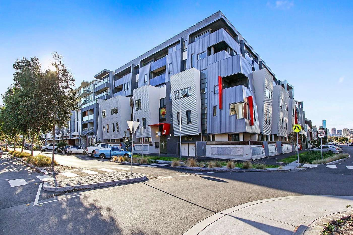 Main view of Homely apartment listing, 304/216 Rouse Street, Port Melbourne VIC 3207