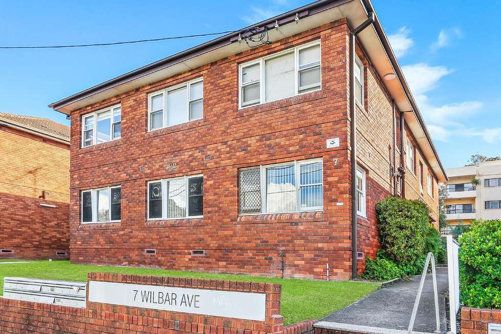 Fifth view of Homely apartment listing, 4/7 Wilbar Avenue, Cronulla NSW 2230