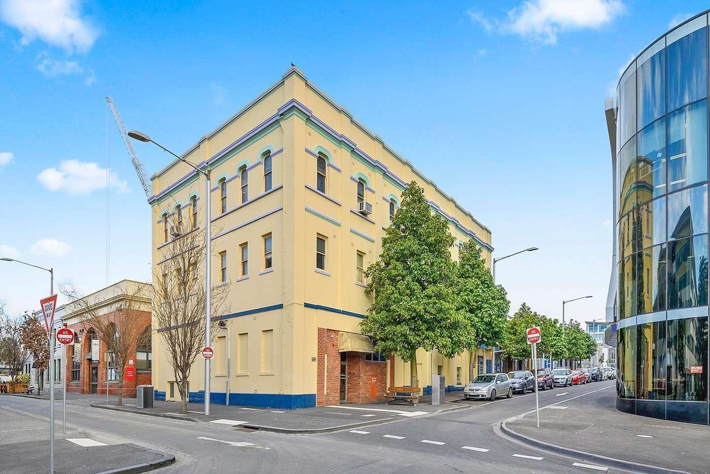 Main view of Homely apartment listing, 109 /1-3 Clare Street, Geelong VIC 3220