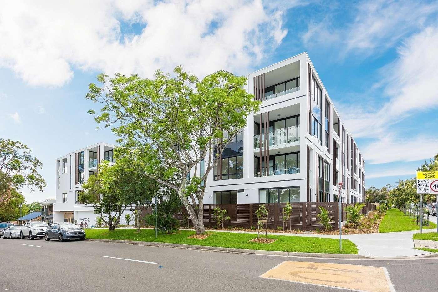 Main view of Homely apartment listing, 102/11 Veno, Heathcote NSW 2233
