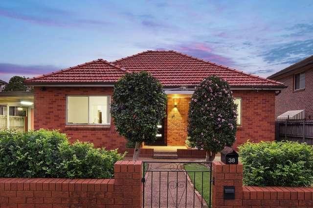 38 Greene Avenue, Ryde NSW 2112